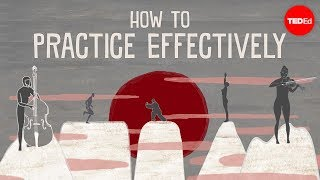 How to practice effectively...for just about anything - Annie Bosler and Don Greene width=