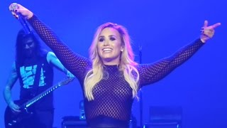 """Demi Lovato """"GIVE YOUR HEART A BREAK"""" Guadalajara Mexico (October 18th, 2016)"""