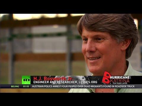 'Army Corps screwed up, blames everyone else' – New Orleans engineer