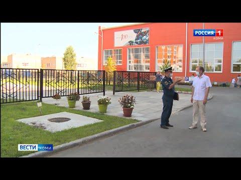 Инспекторы Госпожнадзора Коми завершают проверку избирательных участков