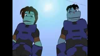 Red vs Blue feat. Chupathingys 3