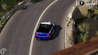 Subarute testing at longford (Assetto Corsa)