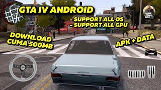 gta 5 android apk + data download 500mb