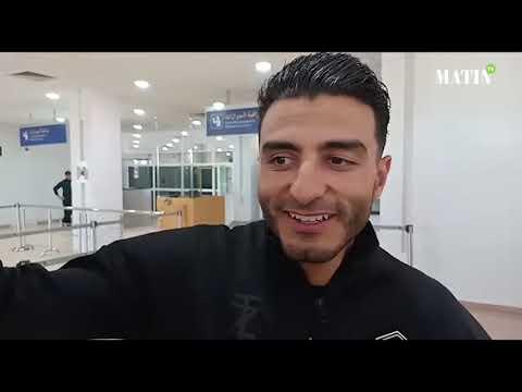 Video : Le freestyler marocain Soufiane Touzani de passage à Laâyoune
