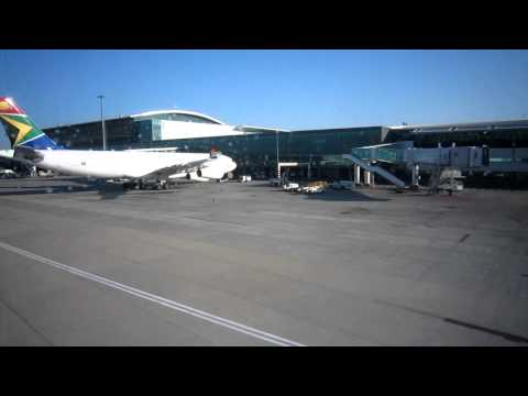 Departing Cape Town South Africa to Istanbul Turkish Airlines airbus A330-300 #1