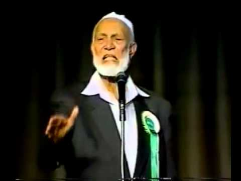 Al-Quran - The Miracle of Miracles - Lecture By Sheikh Ahmed Deedat with Q & A Session - (London)