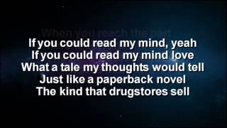 Stars On 54 + If You Could Read My Mind + Lyrics/HQ