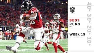 Best Runs from Sunday | NFL Week 15 Highlights