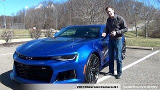 Review: 2017 Chevrolet Camaro ZL1 (10 Speed)
