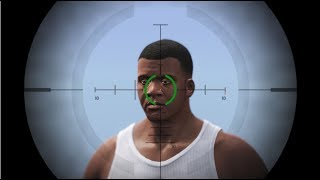 GTA 5 PC: REALISTIC DEATHS (EUPHORIA RAGDOLL OVERHAUL) #7