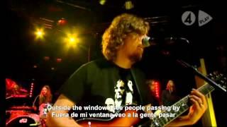 Opeth - Pyre (Live TV) Subtitulos HD