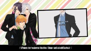 Brothers Conflict Opening Tv Size ~Beloved x Survival~ Spanish Cover