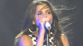 [HD] Selena Gomez - Love Will Remember @ Amsterdam Stars Dance Tour LIVE