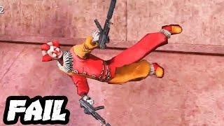 Gangstar Vegas - Motorcycle Stunt / Fails / Brutal Kill / Suicide Boom