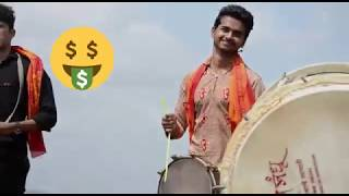 Baby give up na na na in whit dhol tasha || by rokingstaromaherwhat'sappstatusvideos