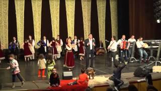 Pindu & Cornelia Rednic - Ascultats-mi fciori sh`feati - LIVE