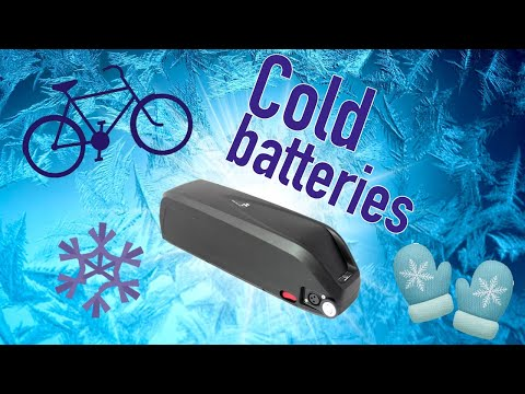 5 WINTER battery care tips for e-bikes, e-scooters and esk8s
