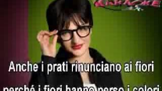 Arisa - Malamorenò Base musicale con i CORI professionale by Davidù Karaoke Sanremo 2010