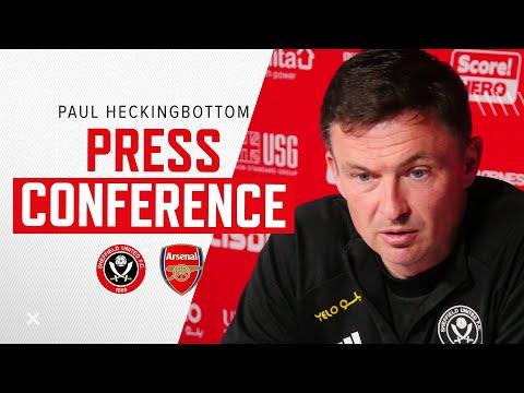 Paul Heckingbottom's pre-match press conference