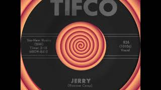 JERRY, The Royal Debs, Tifco #826  1961