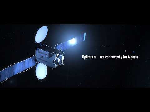 EUTELSAT 5 West B satellite