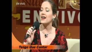 TengoQueCantarClaryVarona