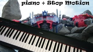 Autobots Reunite - Transformers : Age Of Extinction - Piano + (SPECIAL EDITION)