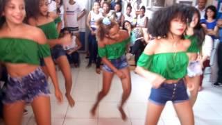 Tumbalatum - Feira Cultural Afro Brasileira (Professora Letícia)