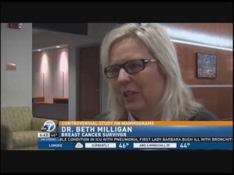 Dr. Beth Milligan and Dr. Amanda Ferrell Talk New Mammogram Study