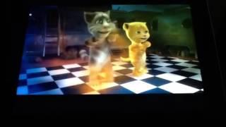 Shake that tail.dance