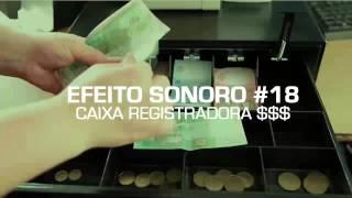 SOM DE CAIXA REGISTRADORA (Dinheiro) - Efeito Sonoro - SFX #18