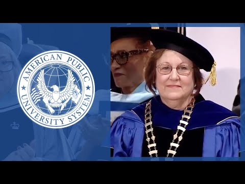 2016 Inauguration of President Karan Powell, Ph.D. | American Public University System (APUS)