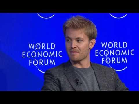 Davos 2017 - An Insight, An Idea with Nico Rosberg