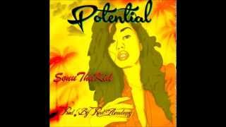 Sonu Tha Kid - Potential (Prod.Red Academy) (New Music RnBass)