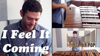 I Feel It Coming (Marimba Pop Cover) - The Weeknd ft. Daft Punk
