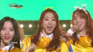 뮤직뱅크 Music Bank - HAPPY - 우주소녀 (HAPPY - WJSN).20170623