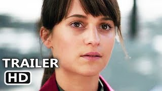 EARTHQUAKE BIRD Trailer (2019) Alicia Vikander, Drama