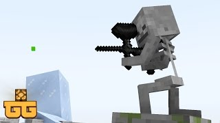 Monster School - PAINTBALL [Minecraft Animation]