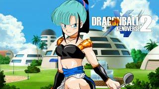 How to create Bulchi (Bulma and ChiChi Fusion) | Dragon Ball Xenoverse 2 width=