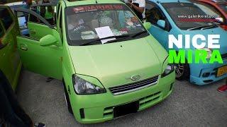 The Ultimate Green Viva Daihatsu Mira Avy Modified | 10th Anniversary KeicarMania 2016