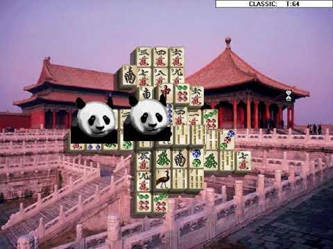 Shanghai: Great Moments (Classic: Mah-Jongg) (Quicksilver) (Windows 3.x) [1995] [PC Longplay]