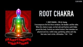 Root Chakra - Ancient Solfeggio Isochronic Tones - Lambda and Epsilon Brainwave