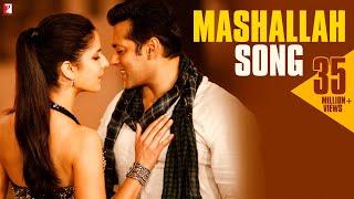 Mashallah Song | Ek Tha Tiger | Salman Khan | Katrina Kaif | Wajid | Shreya Ghoshal
