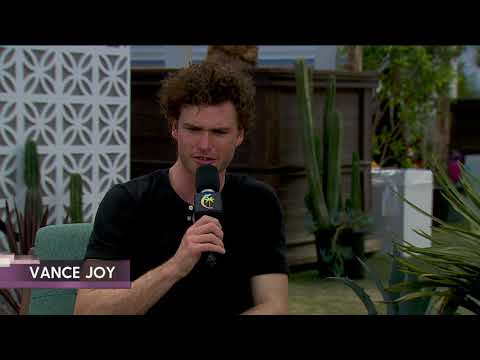 Vance Joy Interview - Coachella 2018