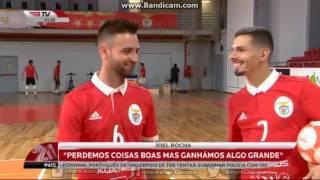 Futsal: A apresentação do SL Benfica 2017/18