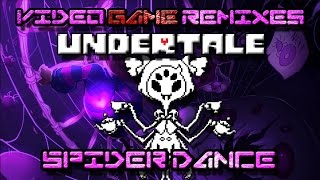 Undertale - Spider Dance (Remix)