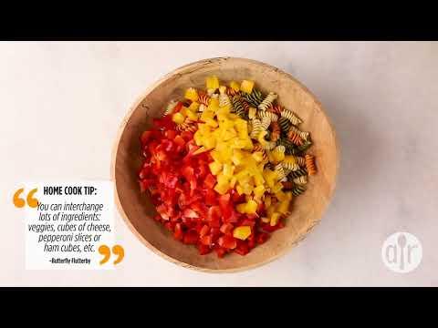 How to Make Pasta Salad | Salad Recipes | Allrecipes.com
