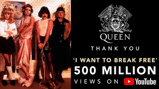 Queen - I Want To Break Free (Official Video) width=