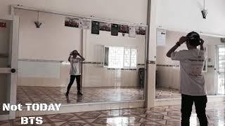 BTS - NOT TODAY (Jane Kim's choreography) - Dance cover by Yumi