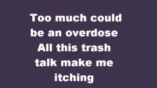 Everybody talks Neon Trees lyrics